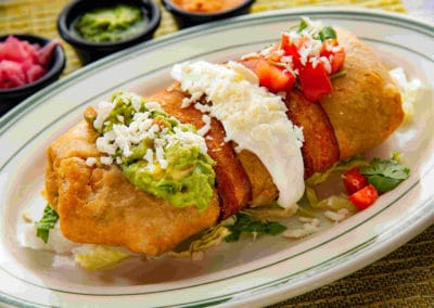 Chimichanga Loca